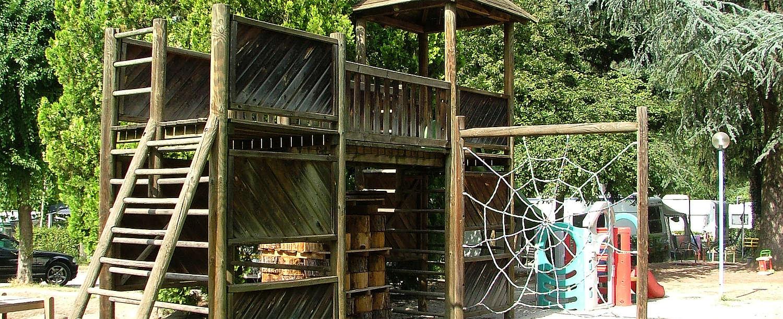 Rete Per Balconi Bambini campeggio con parco giochi - camping steiner alto adige