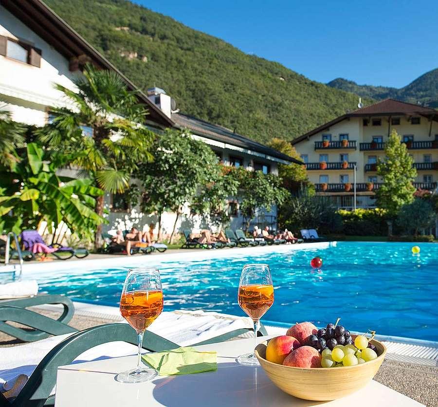 sudtirol ferienwohnung mit pool camping s dtirol ihr campingpark steiner bei bozen mit pool